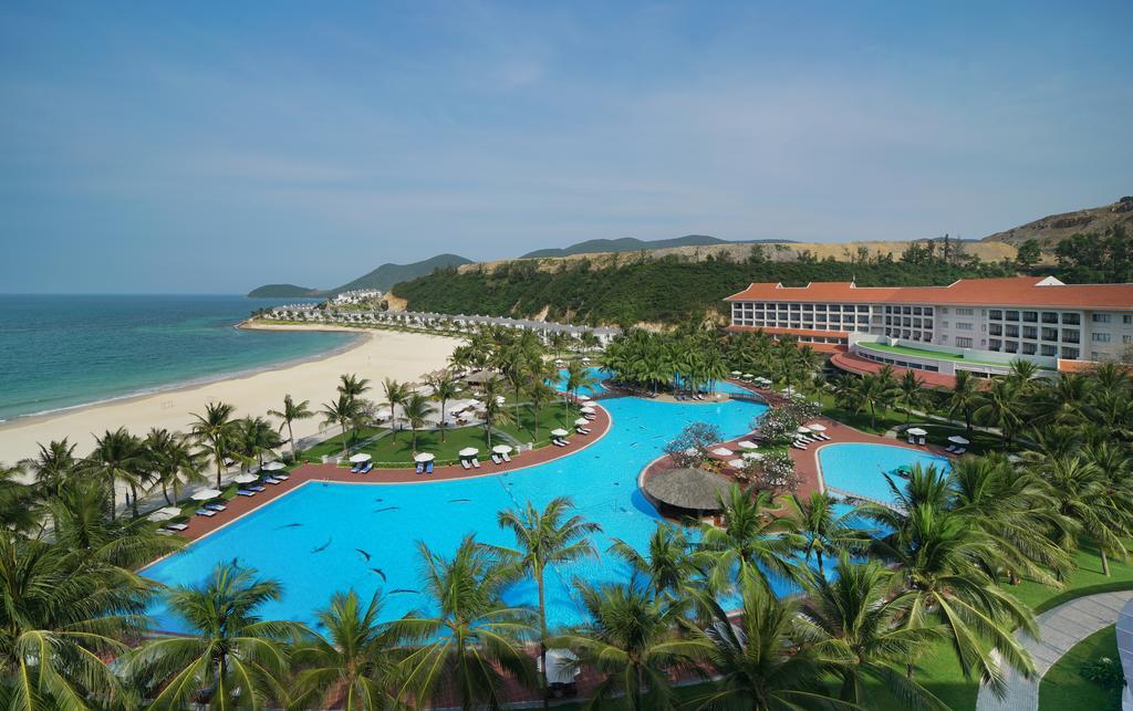 Khu nghỉ dưỡng Vinpearl Nha Trang Resort sang trọng, đẳng cấp