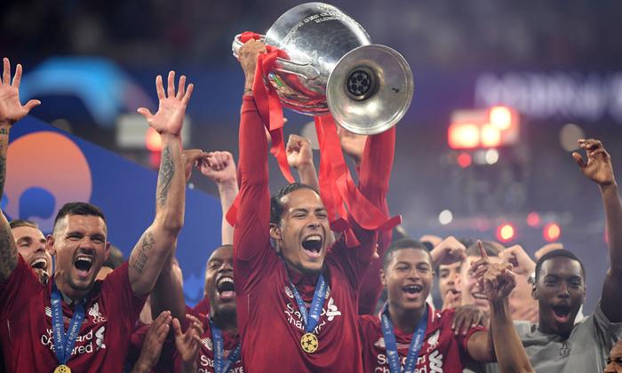 Liverpool đã 18 lần vô địch nước Anh