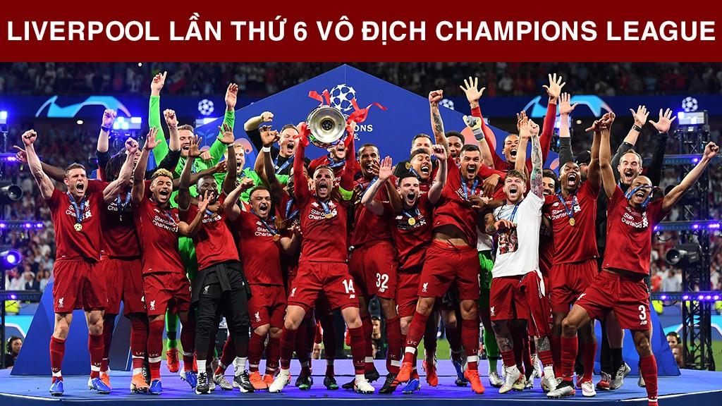 cúp C1 lại gọi tên Liverpool với những chiến thắng vang dội