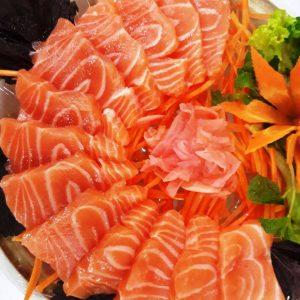 Chất dinh dưỡng trong cá hồi
