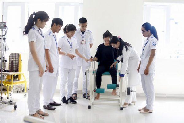 Các trường đào tạo Kỹ thuật Phục hồi chức năng